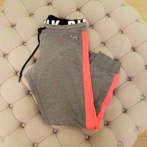 PINK Sweatpants | Size L